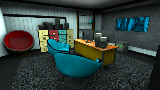 Smiling-X Horror game: Escape from the Studio 2.5.3 Screenshots 16