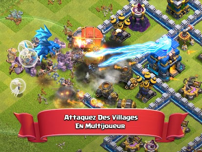 Clash of Clans Capture d'écran