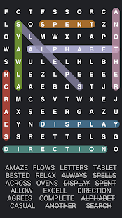Word Search Free 8.3 Screenshots 3