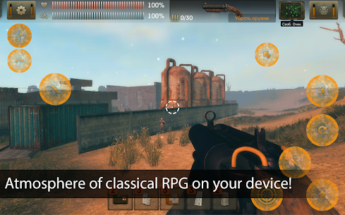 The Sun Origin: Post-apocalyptic action shooter Game Hack Android and iOS 2