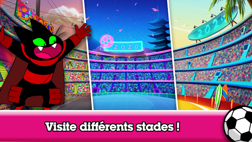 Toon Cup 2020 - Le jeu de foot de Cartoon Network APK MOD (Astuce) screenshots 3