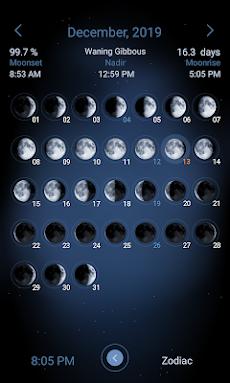 Deluxe Moon - Moon Calendarのおすすめ画像2