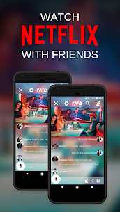 Rave – Videos with Friends 1