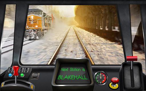 Train Games Simulator : Indian Train Driving Games 4.5 Screenshots 22