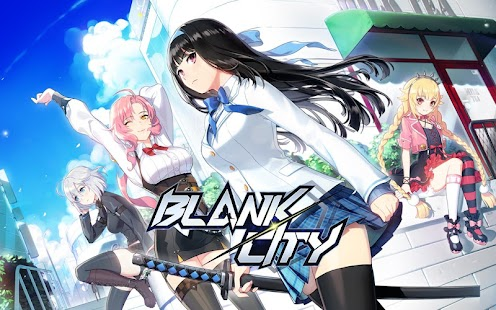 Blank City Screenshot