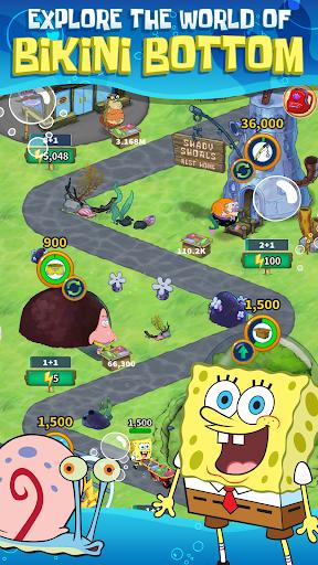 SpongeBob's Idle Adventures  screenshots 2