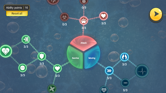 World of Microbes: Spore Evol Mod Apk (Unlimited Money/Unlocked) 5