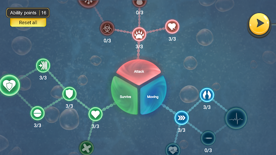 World of Microbes: Spore Evol
