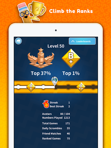 Sudoku Scramble - Head to Head Puzzle Game apkpoly screenshots 12