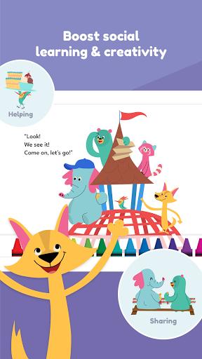 Khan Academy Kids: Free educational games & books apkdebit screenshots 6