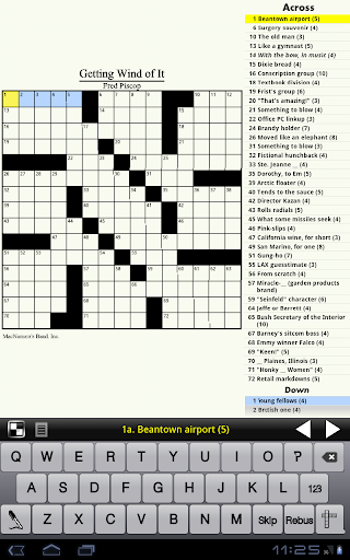 Crossword Light 2.4.5.1 screenshots 12