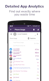 My Phone Time - App usage tracking - Focus enabler