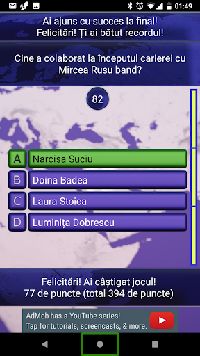 Culturu0103 generalu0103, Fii deu0219tept! 5.3.1 screenshots 3