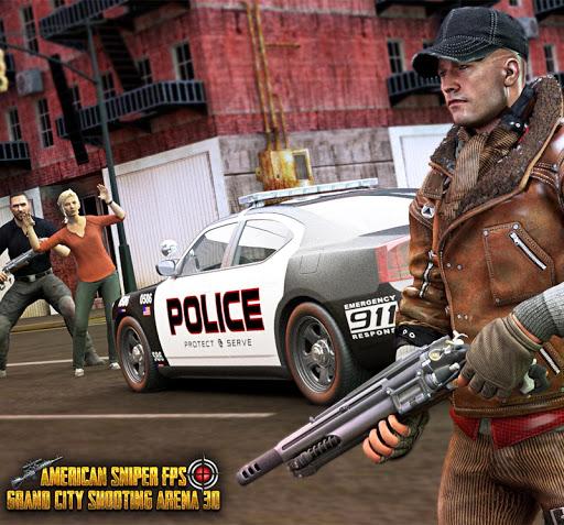 FPS Sniper 3D Gun Shooter :Shooting Games  screenshots 7