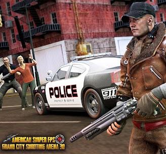 FPS Sniper 3D Gun Shooter :Shooting Games 7