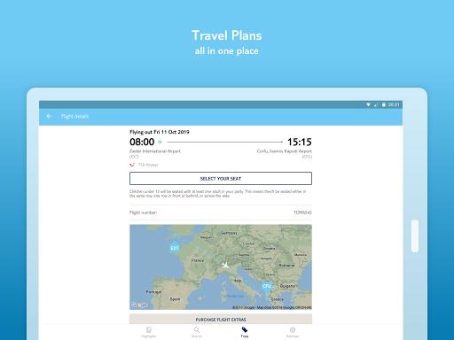 TUI Holidays & Travel App: Hotels, Flights, Cruise modavailable screenshots 10