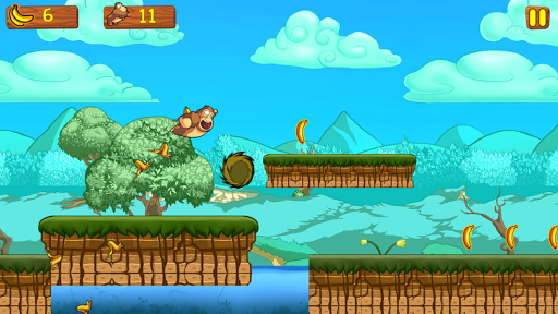 Banana King Kong - Super Jungle Adventure Run 3.1 screenshots 2
