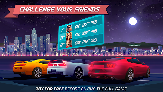 Horizon Chase – Thrilling Arcade MOD APK 1.9.29 (Unlimited Money, Unlocked) 12