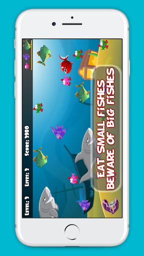 ud83dudc20 Hungry Piranha  screenshots 5