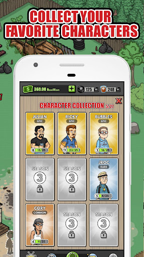 Trailer Park Boys: Greasy Money - DECENT Idle Game 1.23.2 screenshots 4