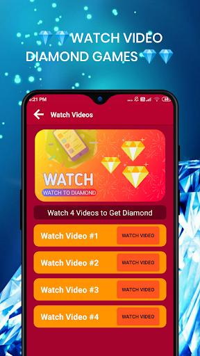 Free Diamond And Elite Pass Fire Maxud83dudc8e 1.0.3 screenshots 2