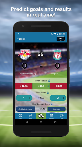 Télécharger Gratuit Football Wizard - LIVE Soccer Predictions Game mod apk screenshots 2