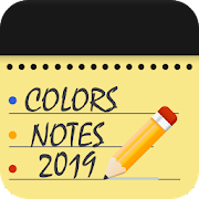 Color Notes, Notepad and Check List