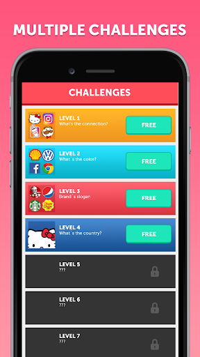 Logomania: Guess the logo - Quiz games 2021 3.1.8 Screenshots 15