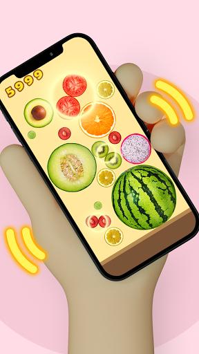 Fruit Merge Mania - Watermelon Merging Game 2021 apkdebit screenshots 5