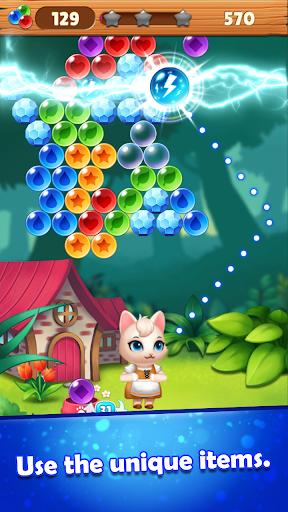 Bubble Shooter Cats POP : Puzzle Mania 1.1.3 screenshots 5
