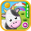 Animals: Toddler games for 1 2 3 4 years olds LITE