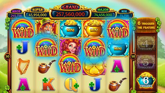 Vegas Downtown Slotsu2122 - Slot Machines & Word Games 4.52 Screenshots 6