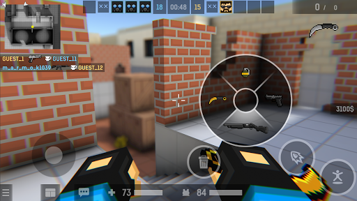 BLOCKPOST Mobile 1.07F2 screenshots 1