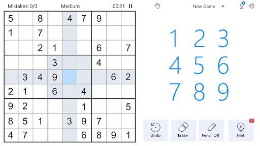 Sudoku - Free Classic Sudoku Puzzles 3.9.0 screenshots 6