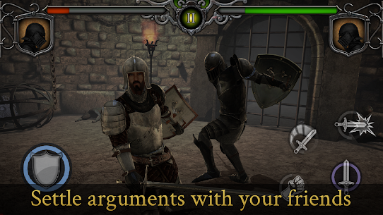 Knights Fight: Medieval Arena Mod Apk 1.0.21 (A Lot of Resources) 3