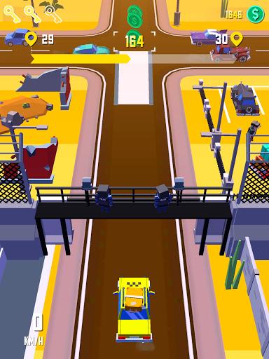 Taxi Run - Crazy Driver 1.30 screenshots 10