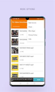 FastVid: Video Downloader for Facebook Apk Lastest Version 2021** 6