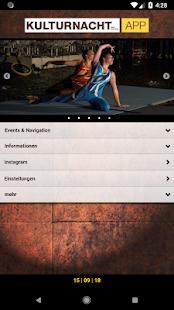 Kulturnacht Ulm/Neu-Ulm App 1.0.18 screenshots 1
