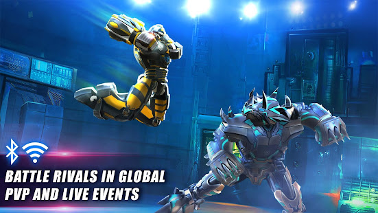 Real Steel World Robot Boxing Unlimited Money