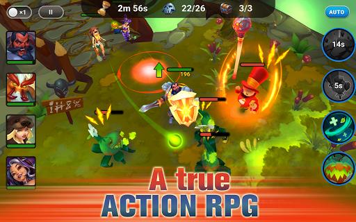 Summon Age: Heroes apkdebit screenshots 11