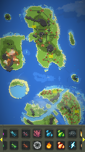 WorldBox - Un jeu de simulation Divine Sandbox APK MOD (Astuce) screenshots 2