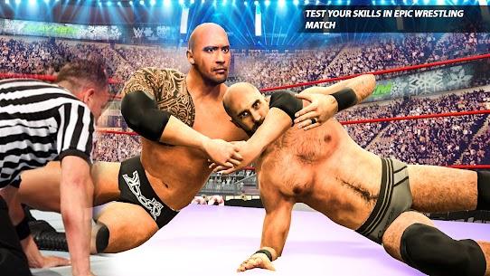 Real Wrestling Revolution: Wrestling Games 4