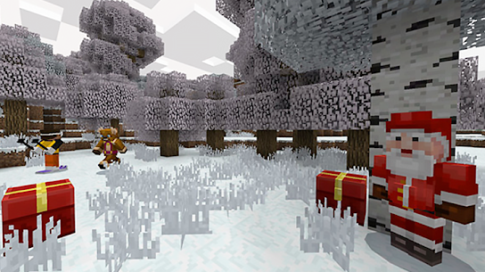 Christmas maps for Minecraft For Pc (Download For Windows 7/8/10 & Mac Os) Free! 3