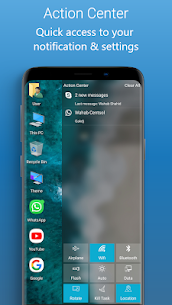Best Windows 10 Mobile Launcher For Android APK Download 5