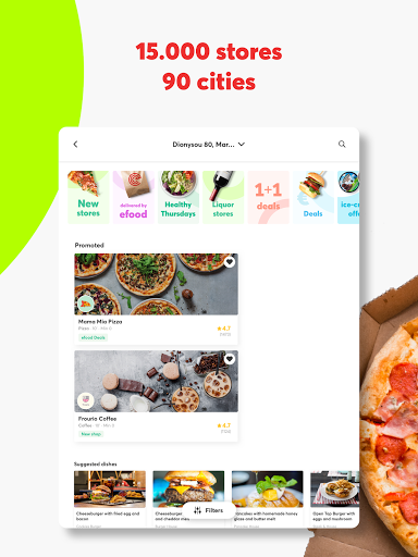 efood delivery 4.7.1 Screenshots 18