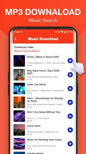 Free MP3 Sounds - Download Music MP3 apktram screenshots 3