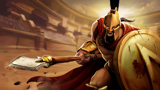 Gladiator Heroes - Strategy and Fighting Game  Screenshots 5