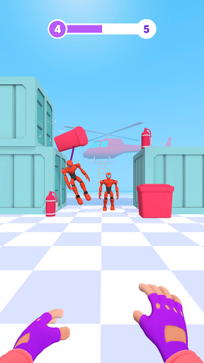 Ropy Hero 3D: Super Action Adventure Apkfinish screenshots 6