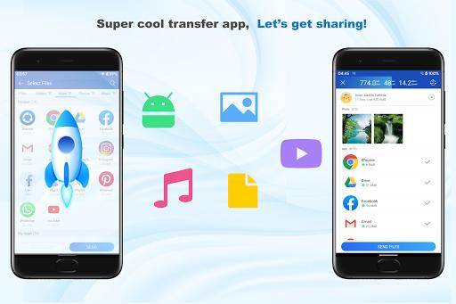 ShareMi - Fast Transfer File & Fast Share File  screenshots 1