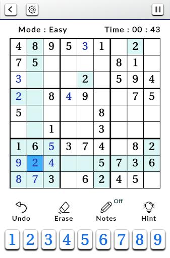 Sudoku Classic screenshots 20